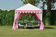 indian tent